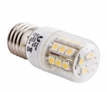 LED spuldze E27 - 40W analogs